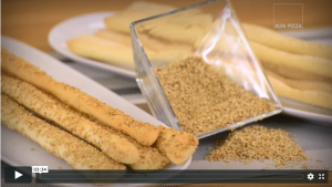 Video recipe for Breadsticks