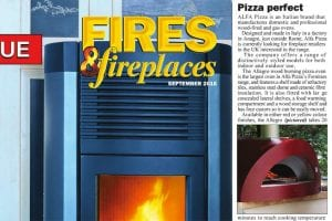 Fires & Fireplaces magazine talk about us