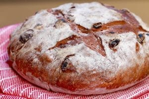 Cinnamon Raisin Bread video recipe from Gemma Stafford