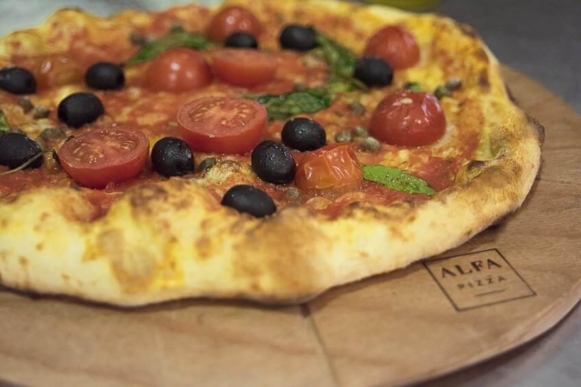 Ricetta Impasto Pizza Vegana.Idee Per Una Pizza Vegana Alfa Forni