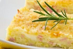 Potatoes Italian style…. Gattò di Patate