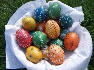 Pulizie di Pasqua?