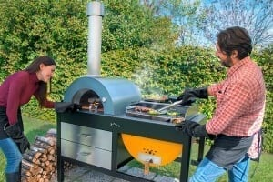 Alfa 1977 reinvents the outdoor cooking with toto the world's first grilloven.