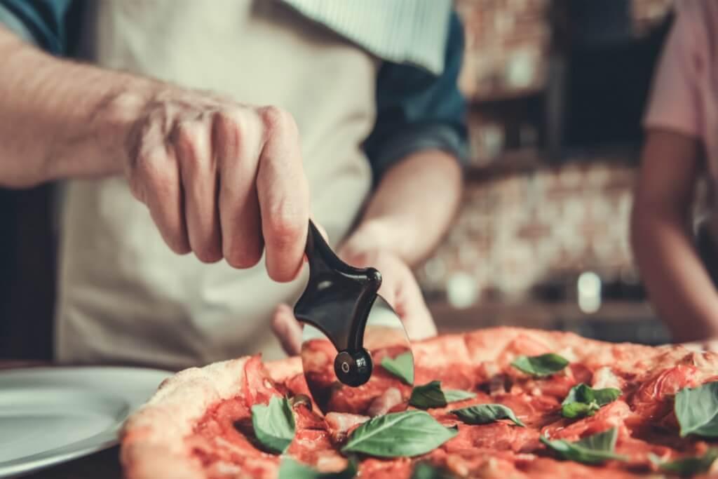 pizza demasiada levadura