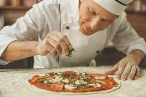 Pizzeria-quality pizza in the home oven? Find how.