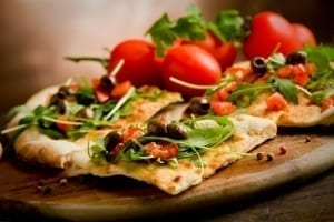 Homemade digestible pizza: three secrets for a super light pizza dough