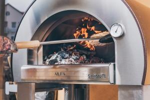 Diez buenas razones para comprar un horno de leña exterior