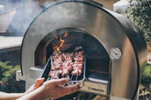 Recetas en horno de leña: preparar platos de restaurante en casa