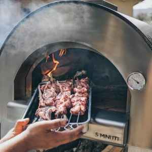 Recipes for a wood-burning oven: make restaurant-quality meals in your home.