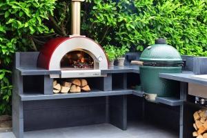 Las características principales que deben tener los mejores hornos de leña para pizza.