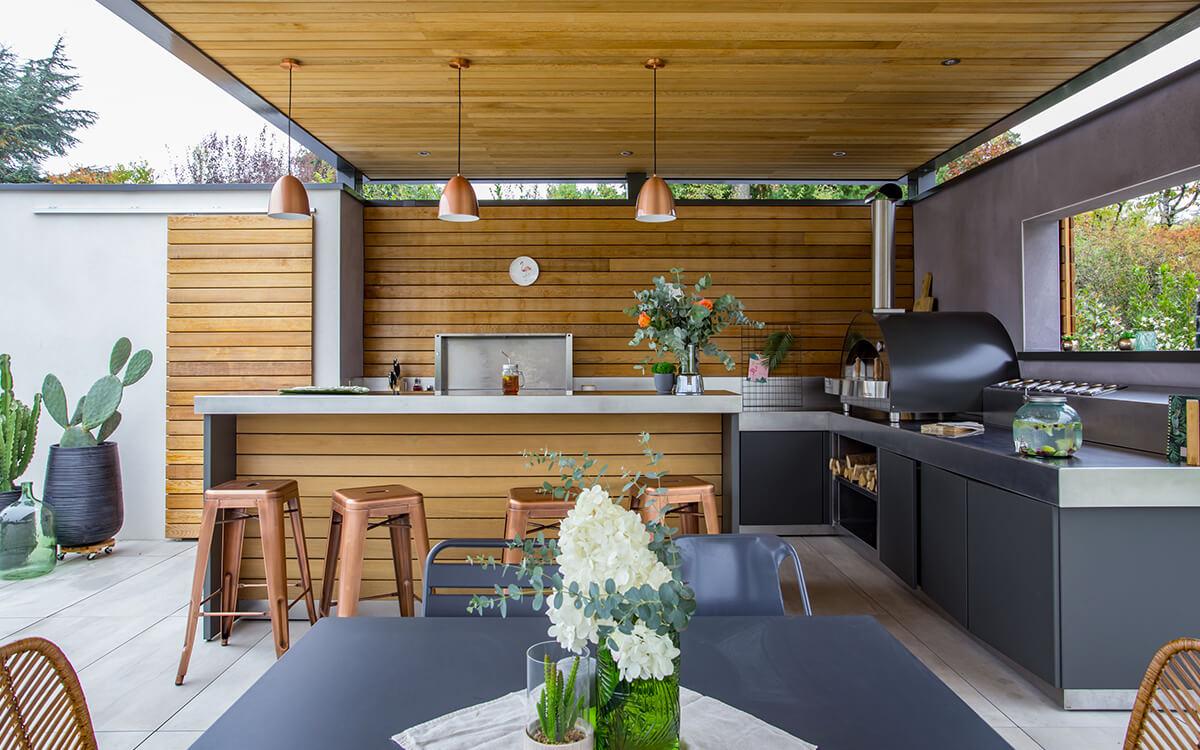 11 Beautiful Outdoor Kitchen Ideas For Summer 2020 Alfa Forni