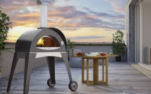 Qual è il miglior forno a legna portatile (con ruote)?