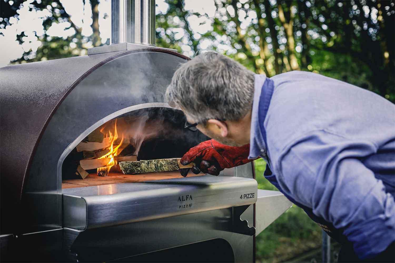 Residential ovens