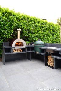 Cinque idee per la cucina da esterno a cui non avevi pensato